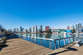 """Photo 35: 403 181 W 1ST Avenue in Vancouver: False Creek Condo for sale in """"BROOK AT THE VILLAGE AT FALSE CREEK"""" (Vancouver West)  : MLS®# R2576731"""