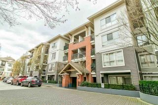 """Photo 1: A413 8929 202 Street in Langley: Walnut Grove Condo for sale in """"The Grove"""" : MLS®# R2563413"""