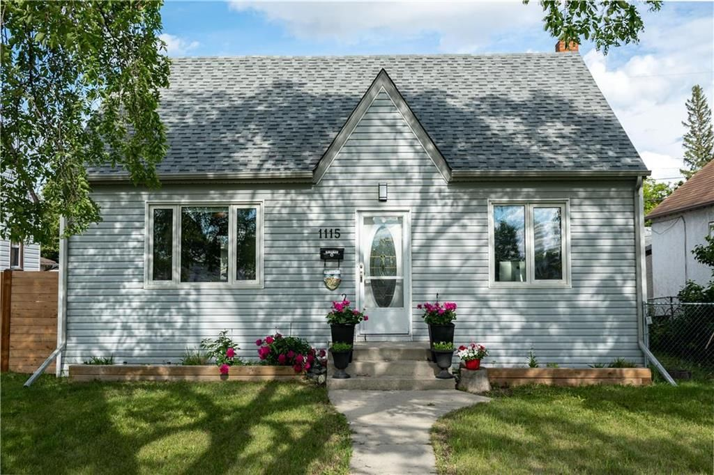 Main Photo: 1115 Clifton Street in Winnipeg: Sargent Park Residential for sale (5C)  : MLS®# 202115684
