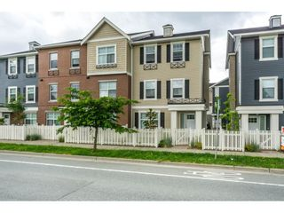 Photo 1: 301 32789 BURTON Avenue in Mission: Mission BC Townhouse for sale : MLS®# R2177756