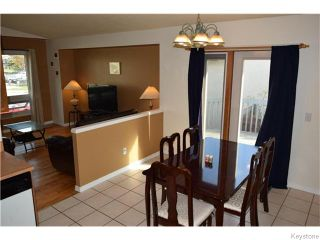 Photo 4: 240 Le Maire Street in Winnipeg: Grandmont Park Residential for sale (1Q)  : MLS®# 1626240