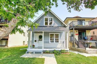Main Photo: 122 26 Avenue NW in Calgary: Tuxedo Park Detached for sale : MLS®# A1133954