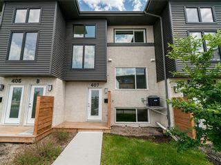 Photo 5: 407 690 HUGO Street South in Winnipeg: Fort Rouge Condominium for sale (1Aw)  : MLS®# 202112086