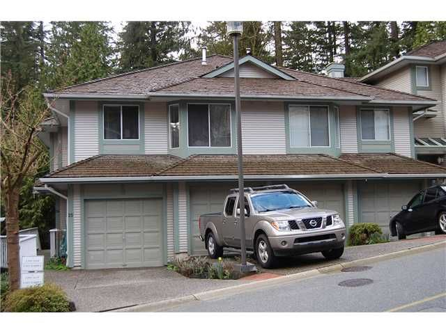 "Main Photo: 25 103 PARKSIDE Drive in Port Moody: Heritage Mountain Townhouse for sale in ""TREETOPS"" : MLS®# V880041"