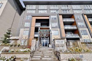 "Photo 1: 513 9877 UNIVERSITY Crescent in Burnaby: Simon Fraser Univer. Condo for sale in ""VERITAS"" (Burnaby North)  : MLS®# R2440547"