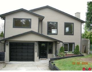 "Photo 1: 2836 WOODLAND Court in Langley: Willoughby Heights House for sale in ""WILLOUGBY HEIGHTS"" : MLS®# F2909275"