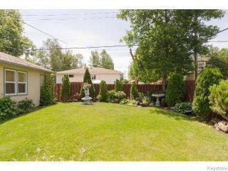 Photo 17: 145 Browning Boulevard in WINNIPEG: Westwood / Crestview Residential for sale (West Winnipeg)  : MLS®# 1515356