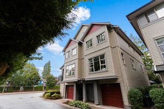 """Main Photo: 2 6033 168 Street in Surrey: Cloverdale BC Townhouse for sale in """"Chestnut"""" (Cloverdale)  : MLS®# R2617297"""