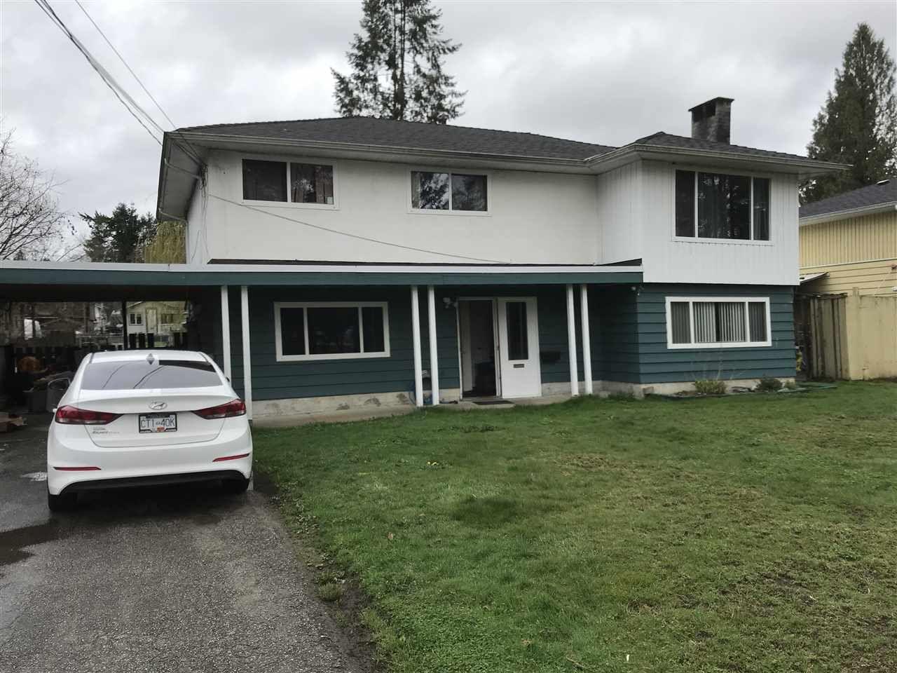 Main Photo: 3757 CEDAR Drive in Port Coquitlam: Lincoln Park PQ House for sale : MLS®# R2255842