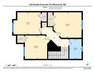 Photo 16: 233 Kodiak Crescent: Fort McMurray Semi Detached for sale : MLS®# A1116145