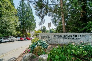 """Photo 35: 8574 WILDERNESS Court in Burnaby: Forest Hills BN Townhouse for sale in """"Simon Fraser Village"""" (Burnaby North)  : MLS®# R2614929"""