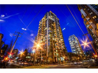 """Photo 9: 1906 1295 RICHARDS Street in Vancouver: Downtown VW Condo for sale in """"OSCAR"""" (Vancouver West)  : MLS®# V1048145"""