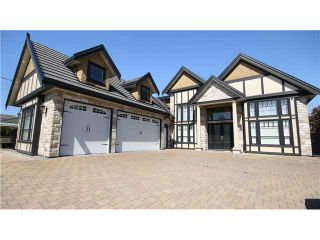 Main Photo: 8191 WILLIAMS Road in Richmond: Saunders House for sale : MLS®# V1116746