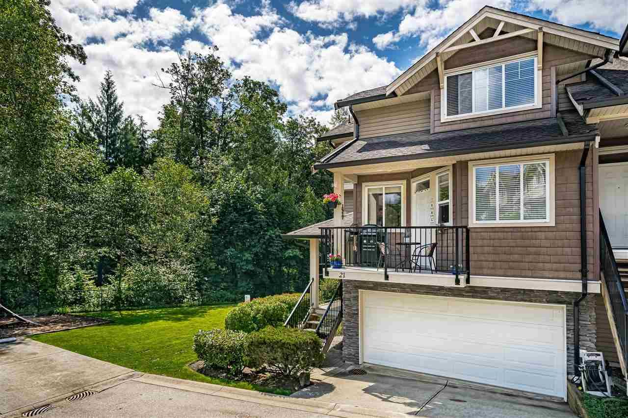 """Main Photo: 21 11720 COTTONWOOD Drive in Maple Ridge: Cottonwood MR Townhouse for sale in """"Cottonwood Green"""" : MLS®# R2472934"""