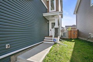 Photo 3: 6822 EVANS Wynd in Edmonton: Zone 57 House Half Duplex for sale : MLS®# E4262515