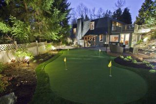 Photo 1: 1155 CHARTWELL Crescent in West Vancouver: Chartwell House for sale : MLS®# R2156384