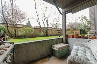 """Photo 7: 112 1990 W 6TH Avenue in Vancouver: Kitsilano Condo for sale in """"Mapleview Place"""" (Vancouver West)  : MLS®# R2023679"""