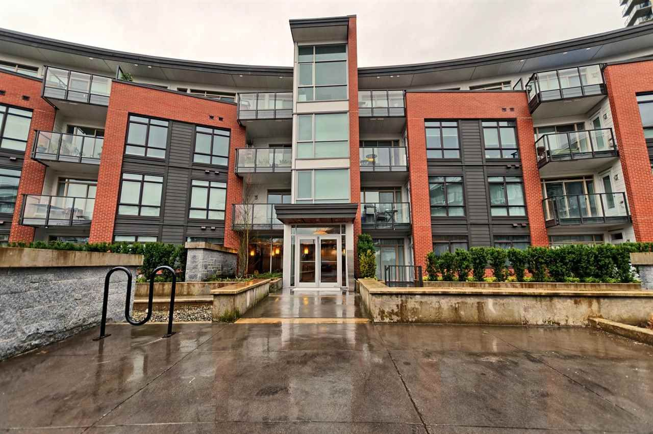 """Main Photo: 404 20 E ROYAL Avenue in New Westminster: Fraserview NW Condo for sale in """"The Lookout - Victoria Hill"""" : MLS®# R2251523"""