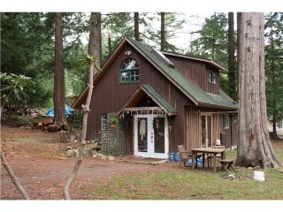 Photo 4: 1265 OCEANVIEW Road: Bowen Island Home for sale ()  : MLS®# V1040225