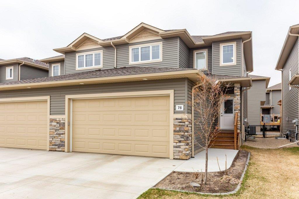 Main Photo: 78 8602 SOUTHFORT Boulevard: Fort Saskatchewan House Half Duplex for sale : MLS®# E4241366
