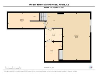 Photo 32: 805 800 Yankee Valley Boulevard SE: Airdrie Row/Townhouse for sale : MLS®# A1103338