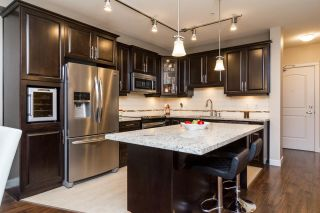 Photo 3: 204 8258 207A STREET in Langley: Willoughby Heights Condo for sale : MLS®# R2041625