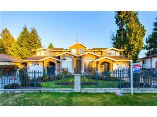 Photo 1: 1588 BLAINE AV in Burnaby: Sperling-Duthie 1/2 Duplex for sale (Burnaby North)  : MLS®# V1093688