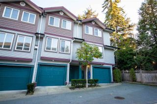 """Photo 1: 21 13360 KING GEORGE Boulevard in Surrey: Whalley Townhouse for sale in """"MOUNTAIN CREEK VILLAGE"""" (North Surrey)  : MLS®# R2218285"""