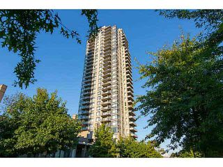"Photo 1: 702 2355 MADISON Avenue in Burnaby: Brentwood Park Condo for sale in ""OMA"" (Burnaby North)  : MLS®# V1085443"