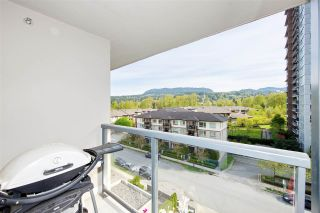 """Photo 7: 707 651 NOOTKA Way in Port Moody: Port Moody Centre Condo for sale in """"SAHALEE"""" : MLS®# R2361626"""