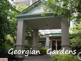 "Photo 1: 106 15268 105TH Avenue in Surrey: Guildford Condo for sale in ""GEORGIAN GARDENS"" (North Surrey)  : MLS®# F1301327"