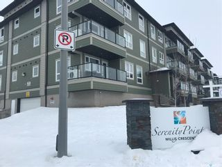 Photo 1: 2102 104 Willis Crescent in Saskatoon: Stonebridge Residential for sale : MLS®# SK838959