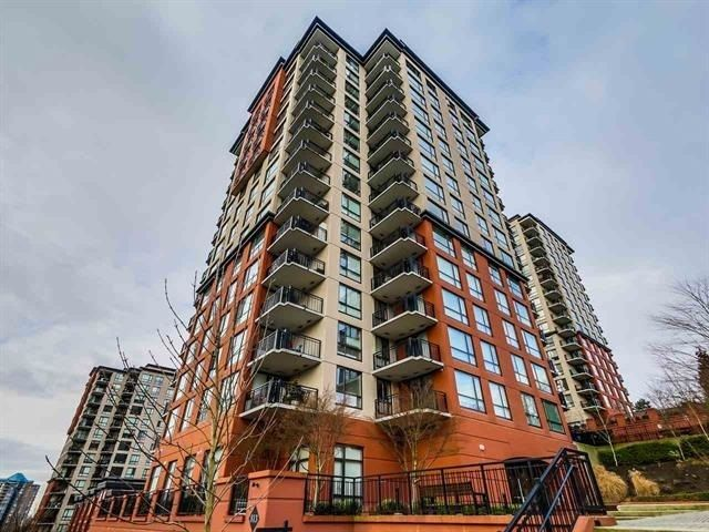 Main Photo: 605 813 AGNES STREET in New Westminster: Downtown NW Condo for sale : MLS®# R2159899