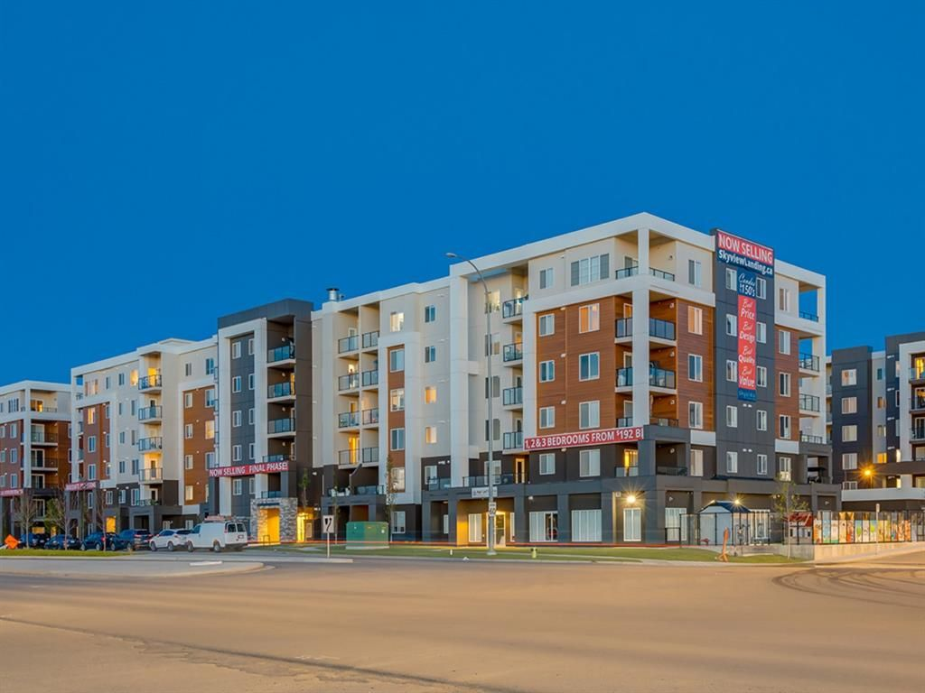 Main Photo: 1611 4641 128 Avenue NE in Calgary: Skyview Ranch Apartment for sale : MLS®# A1029088