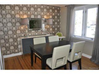 Photo 6: 489 Waverley Street in WINNIPEG: River Heights / Tuxedo / Linden Woods Residential for sale (South Winnipeg)  : MLS®# 1503882