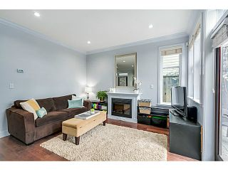 Photo 5: 4461 WELWYN ST in Vancouver: Victoria VE Condo for sale (Vancouver East)  : MLS®# V1091780