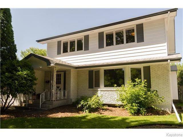 Main Photo: 7 Lancaster Boulevard in Winnipeg: Tuxedo Residential for sale (1E)  : MLS®# 1619970