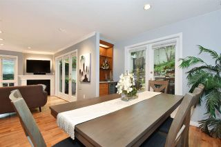 Photo 9: 1545 TRAFALGAR STREET in Vancouver: Kitsilano Townhouse for sale (Vancouver West)  : MLS®# R2392914