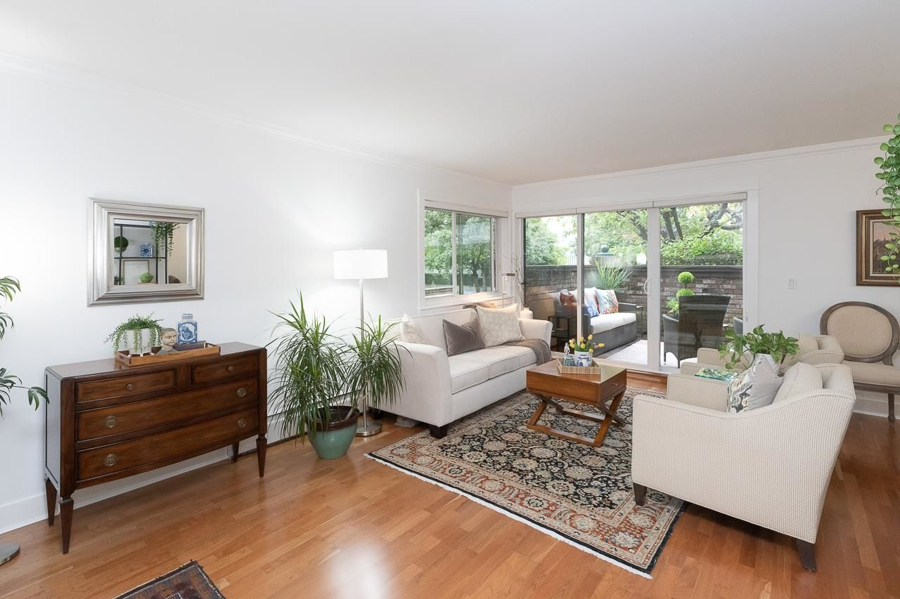 """Main Photo: 102 1266 W 13TH Avenue in Vancouver: Fairview VW Condo for sale in """"Landmark Shaughnessy"""" (Vancouver West)  : MLS®# R2622164"""