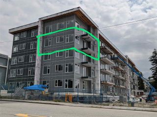 """Photo 1: 409 10838 WHALLEY Boulevard in Surrey: Bolivar Heights Condo for sale in """"MAVERICK"""" (North Surrey)  : MLS®# R2540067"""