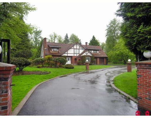 """Main Photo: 23050 76A Avenue in Langley: Fort Langley House for sale in """"FOREST KNOLLS"""" : MLS®# F2909694"""