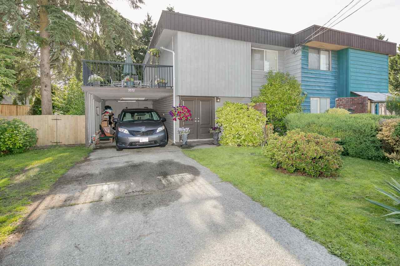 Main Photo: 9571 NO 4 Road in Richmond: Saunders 1/2 Duplex for sale : MLS®# R2523475