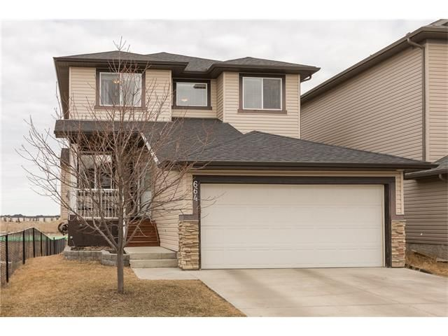 Photo 44: Photos: 664 LUXSTONE Landing SW: Airdrie House for sale : MLS®# C4106944