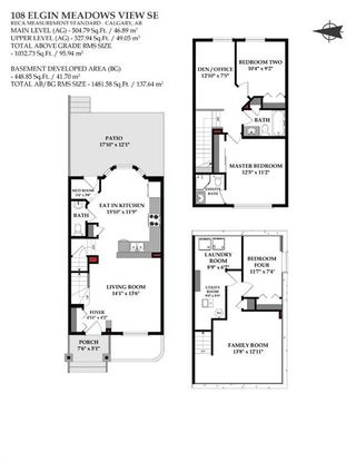 Photo 4: 108 Elgin Meadows View SE in Calgary: McKenzie Towne Semi Detached for sale : MLS®# A1144660
