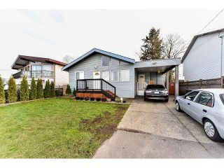 Photo 1: 12720 115B Street in Surrey: Bridgeview House for sale (North Surrey)  : MLS®# F1434187