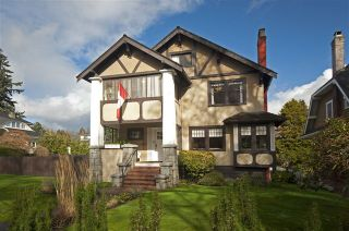 Photo 1: 1355 in Vancouver: Shaughnessy House for sale (Vancouver West)