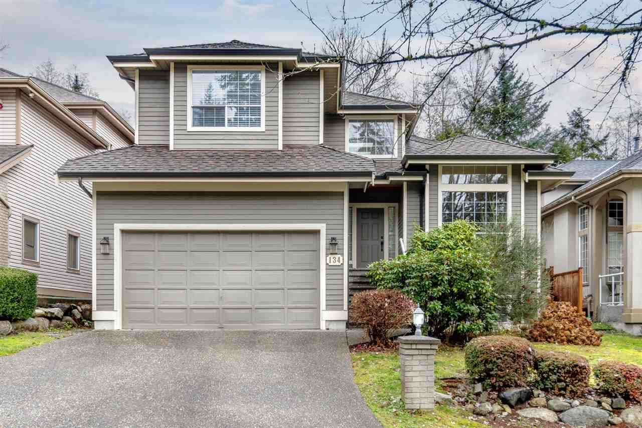 Main Photo: 134 PARKSIDE Drive in Port Moody: Heritage Mountain House for sale : MLS®# R2430999