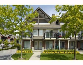 """Photo 1: 111 2780 Acadia Road in Vancouver: University VW Townhouse for sale in """"LIBERTA"""" (Vancouver West)  : MLS®# V904016"""