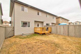 Photo 18: 217 51A Street in Edmonton: Zone 53 House Half Duplex for sale : MLS®# E4241023