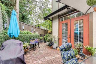 """Photo 19: 119 3333 DEWDNEY TRUNK Road in Port Moody: Port Moody Centre Townhouse for sale in """"CENTRE POINT"""" : MLS®# R2408387"""